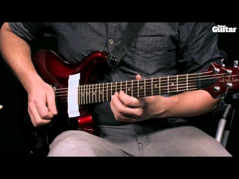 Guitar Lesson: Learn how to play Sikth – Part Of The Friction – chorus (TG254)