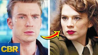 Video Captain America Is The Father Of Peggy's Children (Avengers Endgame Theory) MP3, 3GP, MP4, WEBM, AVI, FLV Mei 2019