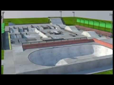 El Skate Park más grande del Perú en Magdalena del Mar - Gestión Francis Allison