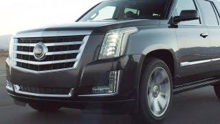 ► 2015 Cadillac Escalade reveal