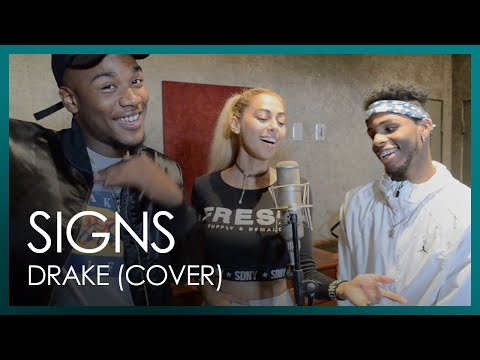Drake - Signs (cover By Sonna Rele And Ar'mon & Trey)