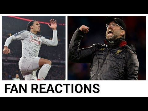 Fan Reactions: Mane And Van Dijk Fire Liverpool Into Last Eight | Bayern Munich 1-3 Liverpool