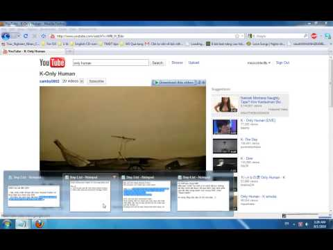download video từ youtube bằng IDM