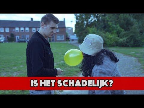 Sammy verkoopt ballonnen op straat, weet je wellll