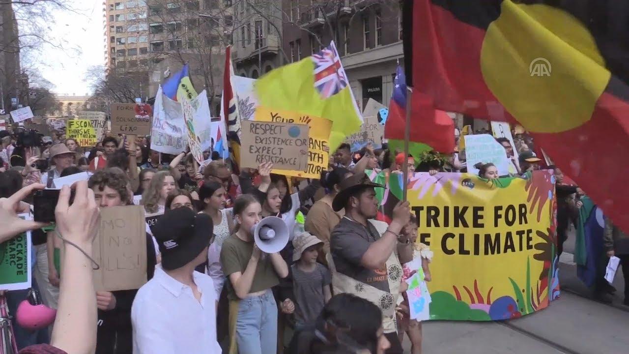 Παγκόσμια απεργία για το κλίμα: Οι διαμαρτυρίες ξεκίνησαν από την Αυστραλία