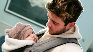Video BEING A DAD FOR THE DAY! *TEST* MP3, 3GP, MP4, WEBM, AVI, FLV Januari 2018