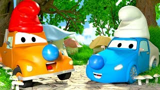 Download Tom the Tow Truck's app on the App Store and Play Store! and Watch more Trucks Cartoons for kids of Car City.