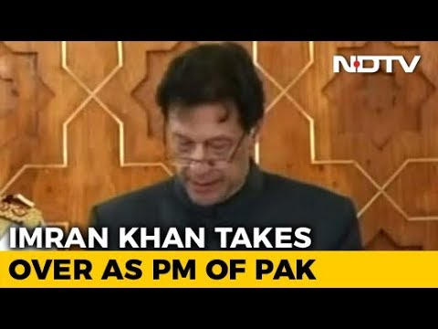 As Imran Khan Takes Oath, A New Innings Begins For Pakistan
