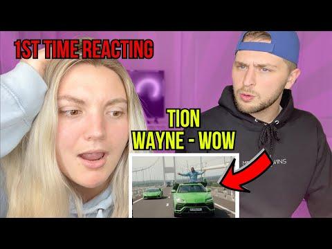 Tion Wayne - Wow [Music Video]   GRM Daily   Reaction!