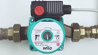 Насос циркуляционный сдвоенный с мокрым ротором STAR-ZD Wilo
