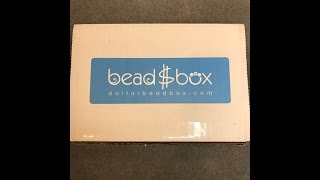 Join me on Facebook: http://www.Facebook.com/BronzeponyBeadedJewelryReview: Dollar Bead BoxWebsite: http://www.dollarbeadbox.comThis is not a sponsored video! I really enjoyed this bead box. I would recommend a look at the website :)