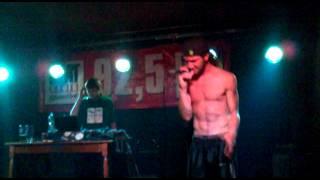 Video S-Kript feat. Dabo Jamal - Kecy (live in RockClub Ježek) Jihlava