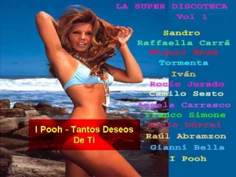 I Pooh - Tantos Deseos De Ti. (видео)