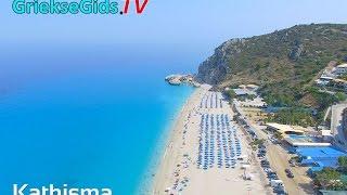 Dronevideo / Luchtvideo Kathisma Lefkas- GriekseGids.TV