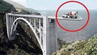 Video Amazing Pembuatan Jembatan Gantung Terpanjang di Dunia, Teknologi Ekstrim Mesin Tercanggih di Dunia MP3, 3GP, MP4, WEBM, AVI, FLV November 2017