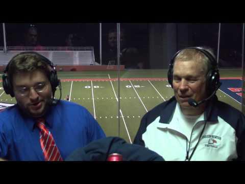 C-N Football: Ken Sparks postgame Edinboro 9-4-14
