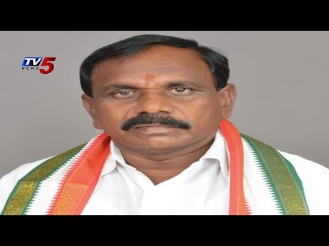 T-Congress MLA Jumped Into TRS Party : TV5 News