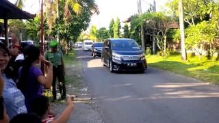 Kunjungan Presiden SBY di Desa Belayu