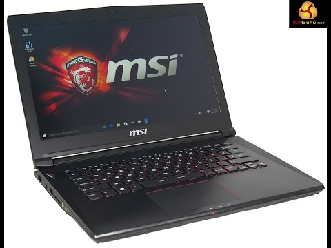 MSI GS40 6QE Phantom (Exclusive Preview)