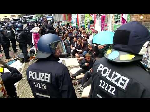 "Berlin: Rigaer Straße - Autonome Szene kündigt ""Cha ..."