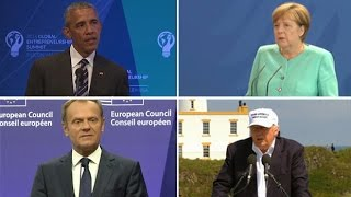 Download Video How the world reacted to Brexit MP3 3GP MP4