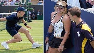 Video اذا كنت تحب كرة التنس لا تشاهد هذا الفيديو... أنظروا ما حدث !! MP3, 3GP, MP4, WEBM, AVI, FLV Januari 2019
