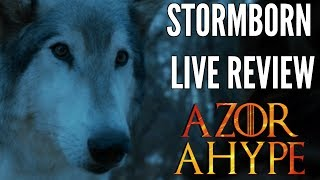 Come check us out LIVE as we Review / Breakdown Game of Thrones Season 7 Episode 2 Stormborn! We have lots to talk about including the EPICNESS of ...