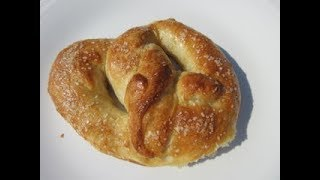 SOFT PRETZELS | How to make PRETZELS Recipe