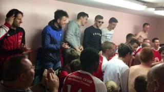 Video Chant vestiaire après victoire de l'Arsenal contre PSG MP3, 3GP, MP4, WEBM, AVI, FLV Juni 2017
