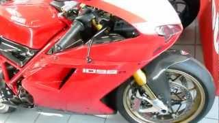 9. Ducati 1098 R 1.2 L-Twin 170 Hp 300 Km/h 2012