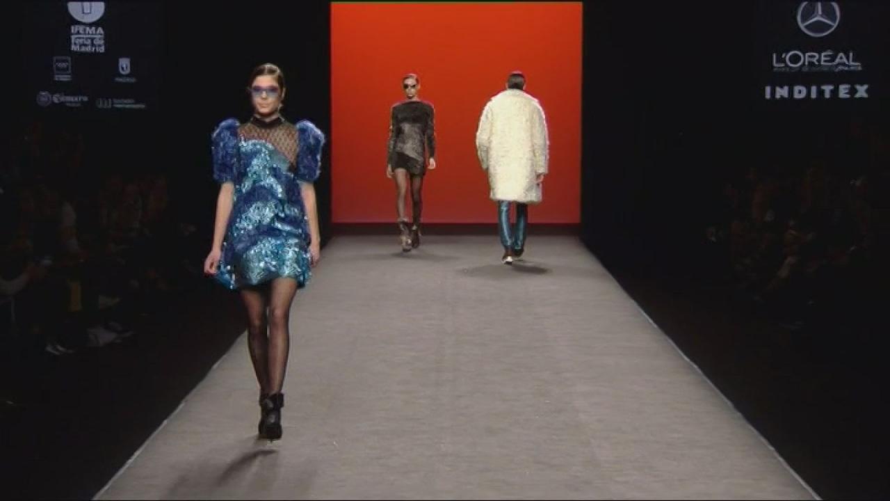 Εβδομάδα Μόδας στη Μαδρίτη
