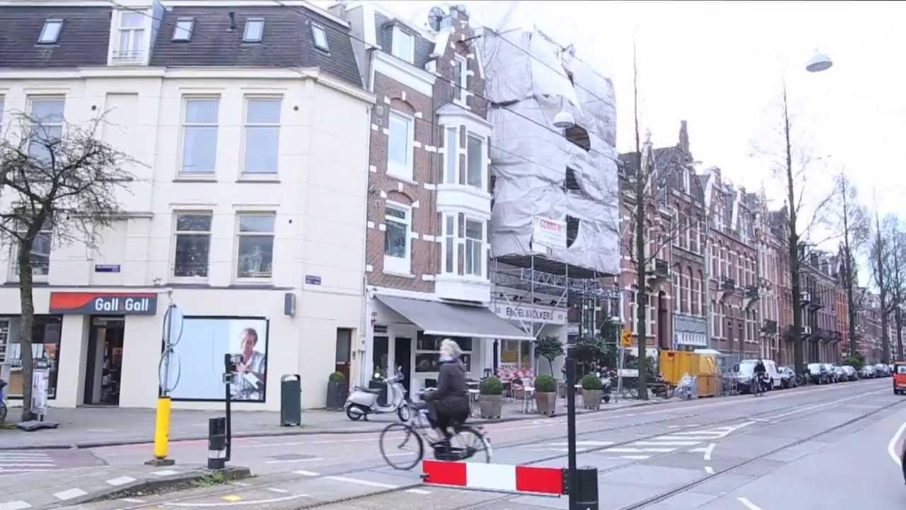 Amsterdam, Willemsparkweg  87-2