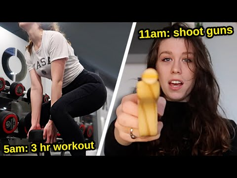 I Tried Completing the Most EXTREME Daily Routine And It BROKE Me