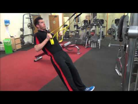 Suspension (TRX)  Back Row