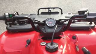 9. Kawasaki prairie 300 4x4 overview