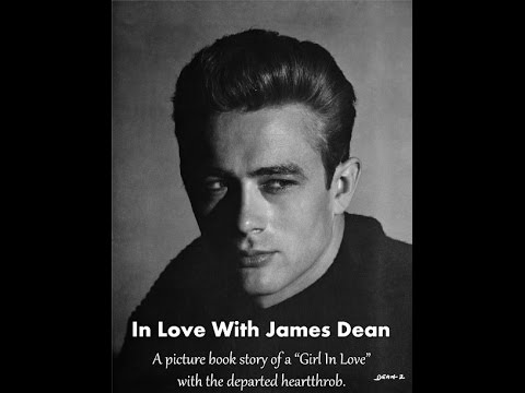 """Promo Video#1 of my Photo Book """"In Love With James Dean"""" on Amazon. See description for details"""
