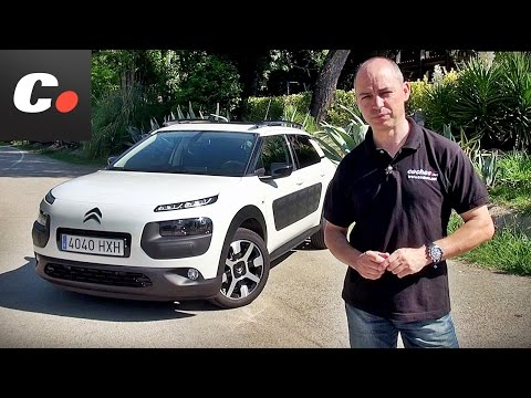 Citroën C4 Cactus – Prueba / Test / Review Coches.net (2014)