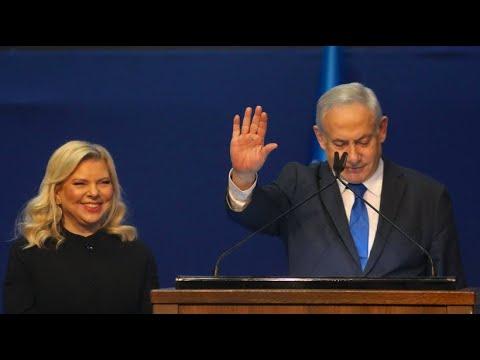 Israel: Netanjahu erklärt sich zum Sieger der Parlamen ...