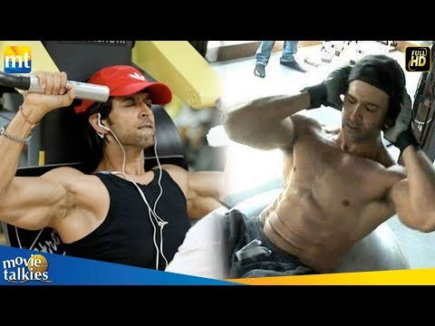 Hrithik Roshan's Gym Bodybuilding Workout For Krrish 4