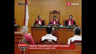 Video Pembacaan Dakwaan Sidang Perdana Perampokan Sadis Pulomas - iNews Breaking News 15/06 MP3, 3GP, MP4, WEBM, AVI, FLV Desember 2017