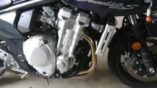 6. Suzuki Bandit 1250s 2008