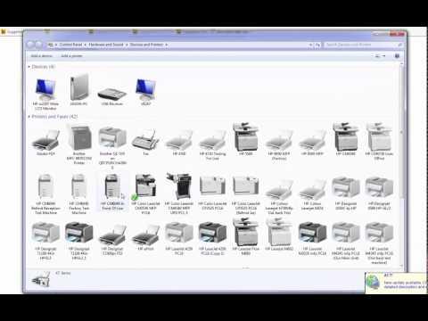 Update to HP Universal Print Driver