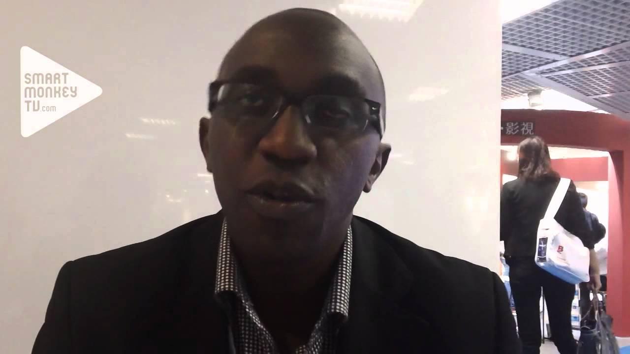 Kenya's George Kimani on the demand for Kenyan TV at MIPCOM