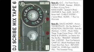Freestyle Fabe - DJ Scribe mixtape n°6
