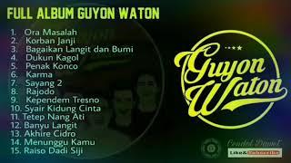 Video Full Album Guyon Waton 2018 Terbaru MP3, 3GP, MP4, WEBM, AVI, FLV Mei 2019
