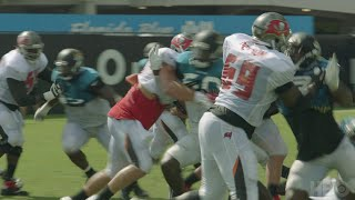 Watch a preview of the third episode of Hard Knocks: Training Camp with the Tampa Bay Buccaneers now. Catch all new ...