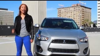 Riding In The 2013 Mitsubishi Outlander Sport   Test Drive On BlackTree TV