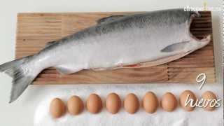 Cómo hacer pescado a la sal