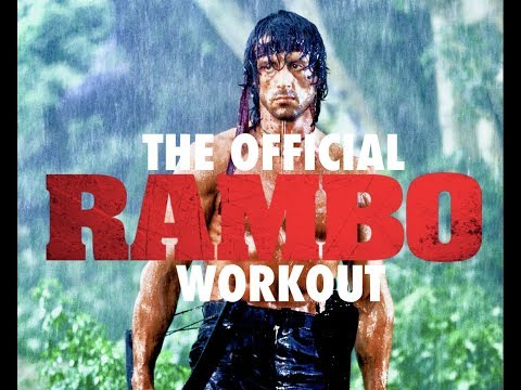 Franco Columbu Presents: The Official Rambo Workout