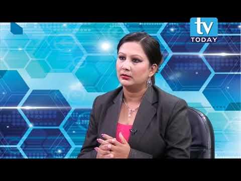 (Narad Prasad Bist Talk Show On TV Today...17 minutes.)